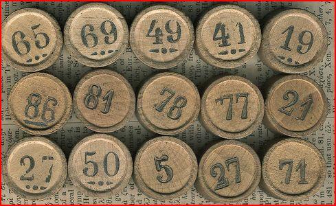 I numeri fortunati da giocare al lotto