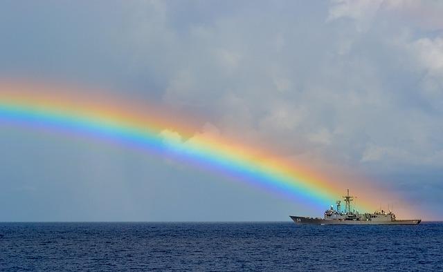 Sognare arcobaleno