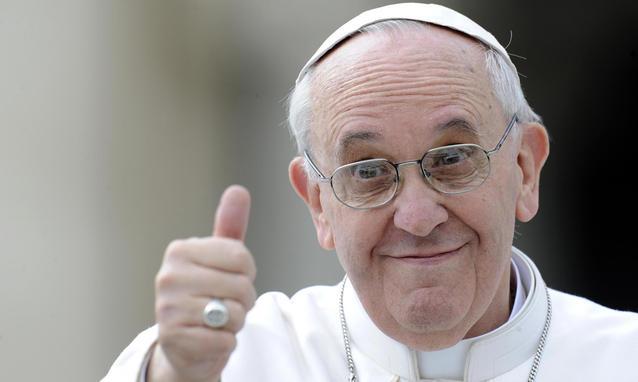 Sognare il Papa
