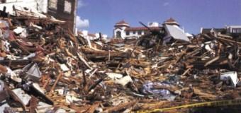 Sognare il Terremoto: significato