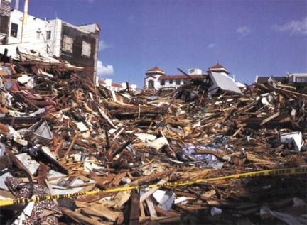 Sognare il Terremoto