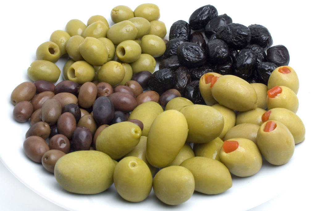 Sognare le olive