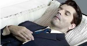 Sognare un parente morto
