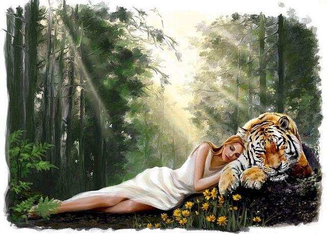 Sognare una Tigre