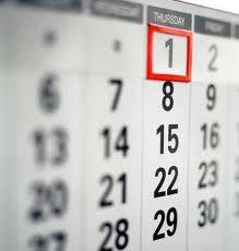 Sognare il calendario