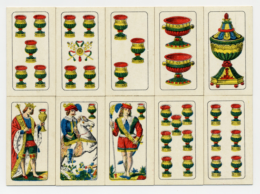 Carte di Coppe