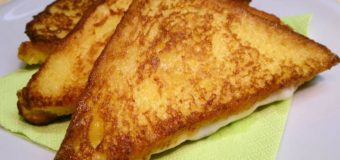 """La mozzarella in carrozza: la cucina povera non è mai stata così """"fortunata""""!"""