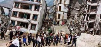 Sognare un terremoto