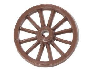 sognare ruota