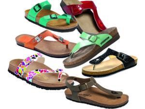 sognare sandali