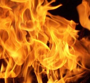 Sognare il fuoco