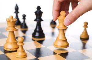 sognare scacchi