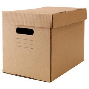sognare scatola