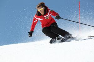 sognare sci