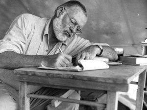 sognare scrittore