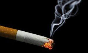 sognare sigaretta