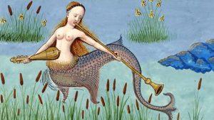 sognare sirena