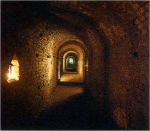 Sognare un sotterraneo
