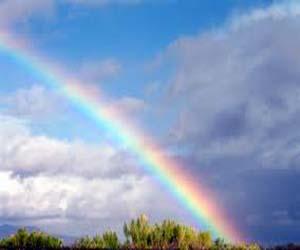 sognare un arcobaleno