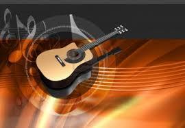 sognare una chitarra