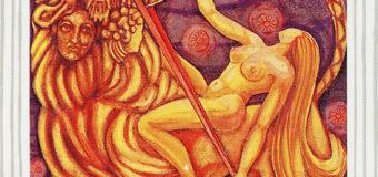 Tarocchi di Crowley: Il Desiderio
