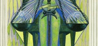 Tarocchi di Crowley: L'Equilibrio