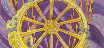 Tarocchi di Crowley: La Ruota della Fortuna