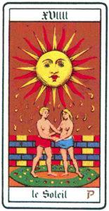 tarocchi il sole